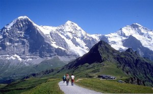 Climate change is impacting Switzerland. Photo credit: startribune.com