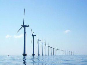 Offshore wind turbines. Photo credit: offshorewind.biz
