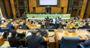 AfricaSan  Africa's pledge to end open defecation by 2030 lauded AfricaSan e1433099908471