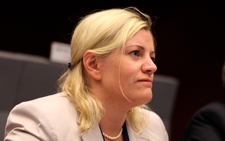 COP 7 President Johanna Lissinger Peitz