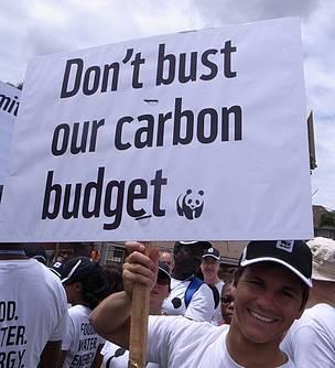 Jaco du Toit, climate change officer, WWF