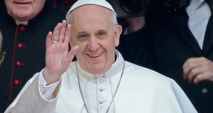 Pope Francis  Pope Francis urges citizens to advocate for climate change Pope Francis