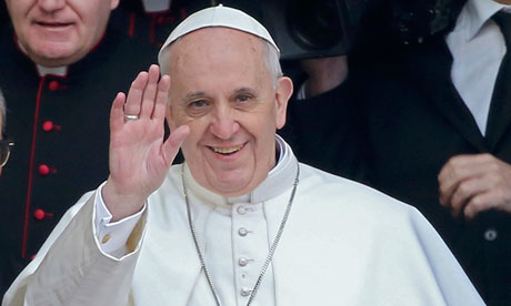 Pope Francis. Photo credit: dailytimes.com.ng  Pope Francis prays for climate summit, charges delegates Pope Francis
