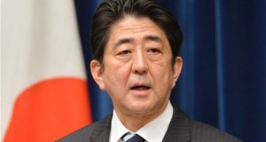 Shinzo Abe  Activists term Japan's revised climate plans 'empty words and collective failure' ShinzoAbe 2449154b e1433700136362