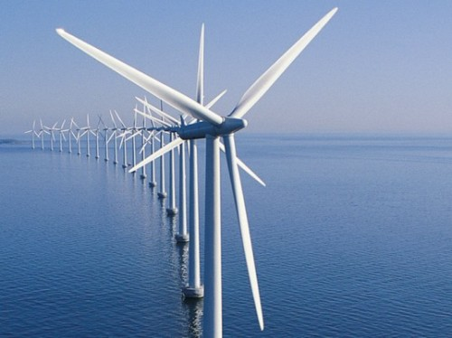 Wind turbines. Photo credit: theenergycollective.com  Rethinking nation's energy strategy towards off-grid wind e1435321386987