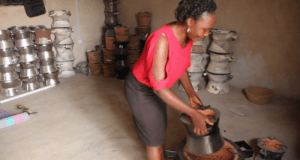 Happy Amos  How N9.2 billion can create 100,000 cookstoves jobs locally Happy Amos e1436271213981