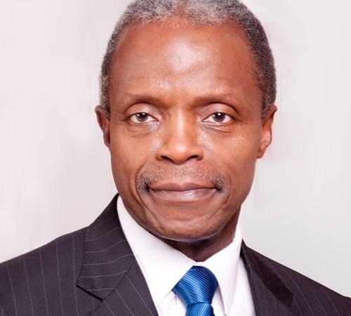 Yemi Osinbajo, Vice-President of Nigeria. Photo credit: profyemiosibanjo.com