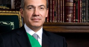 Felipe Calderón  'Better economic growth can close emissions gap' felipe calderon baja