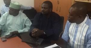 GOCOP dinner  Femi Adesina: Buhari won't demand for stories to be 'killed' GOCOP dinner