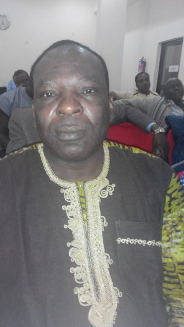 Dr Godwin Uyi Ojo of ERA/FoEN