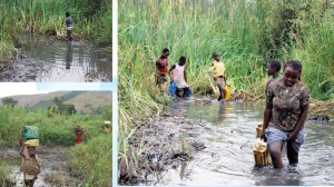 Studies done by various international organisations including UNICEF indicate an increase in school attendance in communities that are provided with safe water