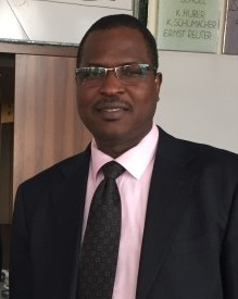 Mr Peter Tarfa, Chair of the Project Programme Review Committee (PPRC) of the Adaptation Fund Board (AFB)