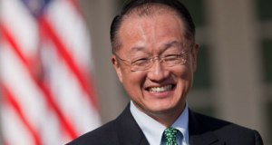 Jim Yong Kim, World Bank [resident  Global community in $75bn commitment to end poverty Jim Yong Kim World Bank r 007