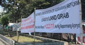 landgrab  Rights groups demand end to land grab in the Philippines landgrab