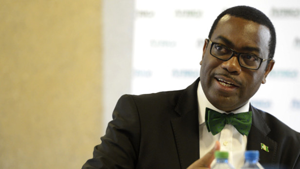 Akinwumi Adesina, President of the African Development Bank Group  Development banks pledge increased funding to tackle climate change Akinwumi Adesina