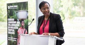Dr Winnie Mpanju-Shumbusho