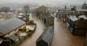 Calder Valley  Photos: UK hit by worst floods in decades UK1 e1518804621234