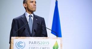 President Barack Obama  Obama: We seek agreement that ensures global economy is low-carbon compliant barack obama