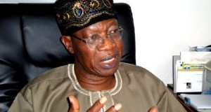 Lai Mohammed  Coronavirus: Govt won't stop Nigerians from travelling to China Alhaji Lai Mohammed11