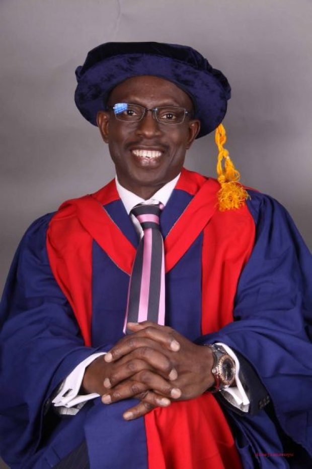Professor Lanre Fagbohun   Group salutes Fagbohun, environmental lawyer, as new LASU VC Fagbohun Pics