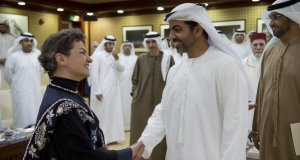 Christiana Figueres  Paris Agreement: UAE urged to diversify economy from oil Figueres
