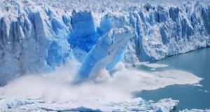 melting glaciers  Ten indicators the climate is changing melting glaciers