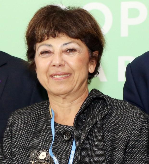 Monique Barbut, Executive Secretary of the UNCCD. Photo credit: www.iisd.ca