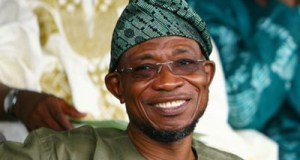 Rauf Aregbesola, governor of Osun State