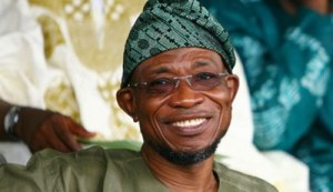 Aregbesola  Aregbesola raises concern over stormy rainfall, changing climate Rauf Aregbesola 300x173