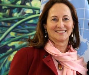 Ségolène Royal, President of COP21