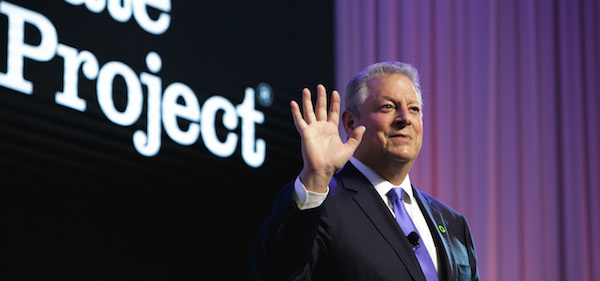 Al Gore. Photo credit: Jojo Mamangun/Climate Reality