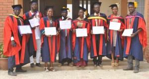 CCALU Batch B Convocation Photograph_Feb 27th 2016  FUT Minna produces second batch of WASCAL graduates CCALU Batch B Convocation Photograph Feb 27th 2016 e1456966970497