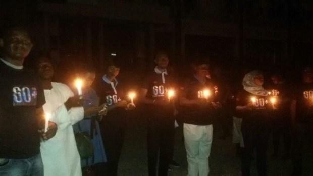 Earth Hour celebration in Abuja, Nigeria