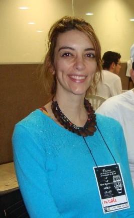 Nicole Figueiredo de Oliveira, 350.org Brazil Team Leader