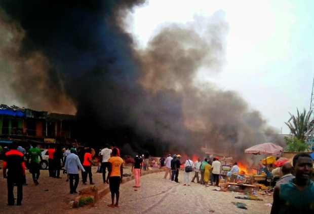Nigeria-Explosion  Lagos explosion caused by gas leakages – NNPC Nigeria Explosion