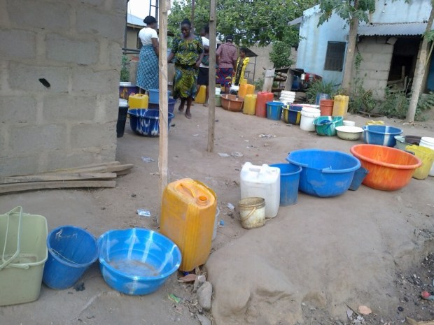 CSOs have underlined the need for water security for all by 2030