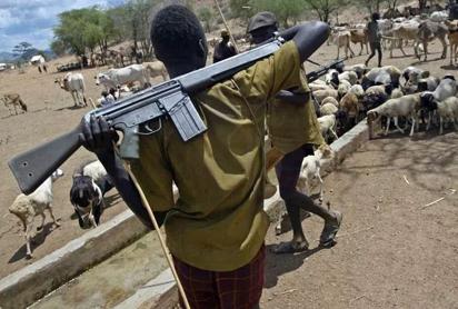 Armed Fulani herdsmen  Cattle, bloodshed, hunger and climate change Armed Fulani herdsmen