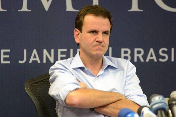 Eduardo da Costa Paes, Mayor of Rio de Janeiro, Brazil