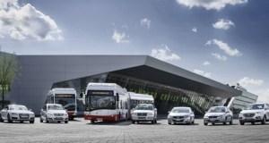 Hydrogen vehicles