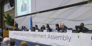 Formal opening of the second session of the United Nations Environment Assembly (UNEA-2)