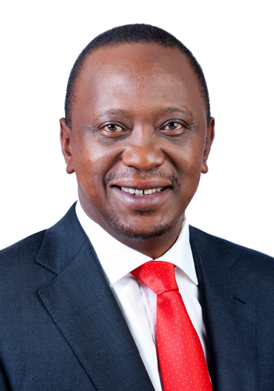 Uhuru Kenyatta, the President of Kenya, will host AGRF 2016