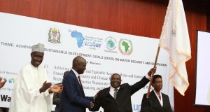 Amcow  New Dar es Salaam roadmap targets water security, sanitation Amcow