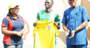 Mrs. Sophie Pokima  Pelé unveils player-powered energy challenge MTF 1 e1467382333451