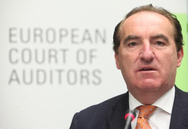 Karel Pinxten, Member, European Court of Auditors