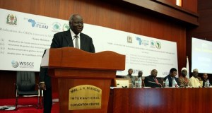 Water  African ministers, at AWW-6, seek self-driven water initiatives Water