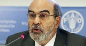 Jose Graziano da Silva  FAO clamours support to help small farmers adapt to climate change jos   graziano da silva