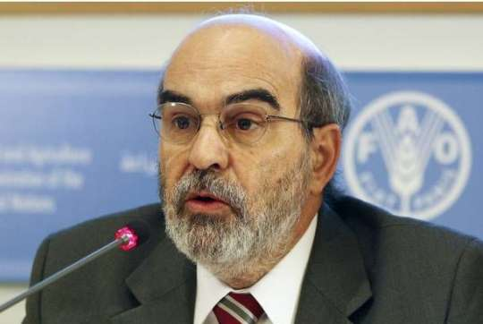 Jose Graziano da Silva  Agriculture holds key to solve youth unemployment in Africa – Experts jos   graziano da silva
