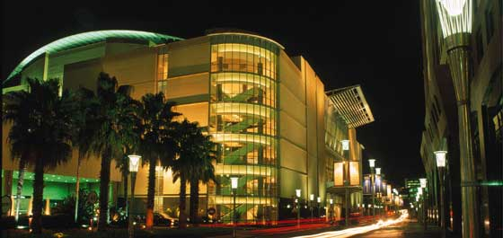 The Sandton Convention Centre in Johannesburg, South Africa will host the conference