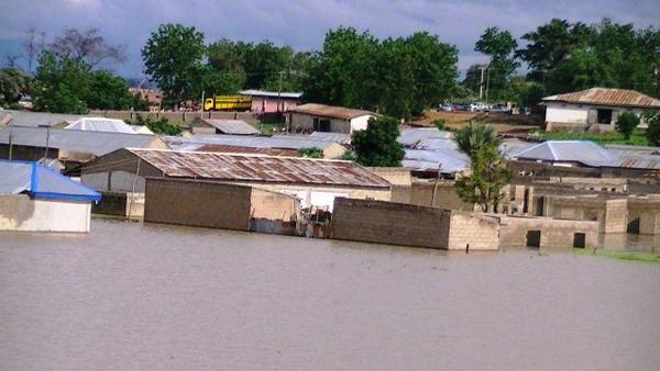 Flooding in northern Nigeria