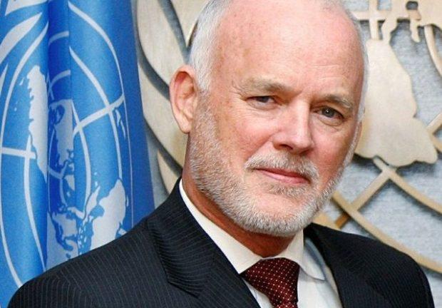 Ambassador Peter Thomson
